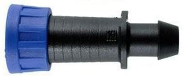 Снимка на Водовземна връзка за лентов маркуч ф17 с заклинаване