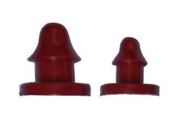 """Снимка на Тапа ф8 за PVC микро тръба тип """"Спагети"""""""